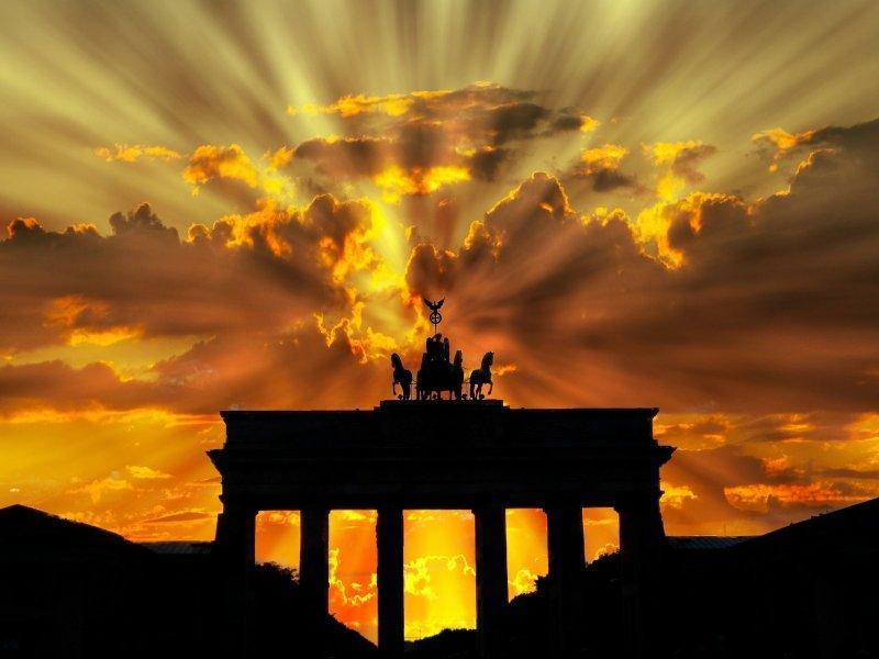 Берлин и Санкт-Петербург свяжет прямое железнодорожное сообщение
