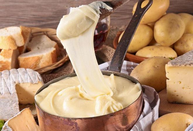 Главные сырные блюда мира