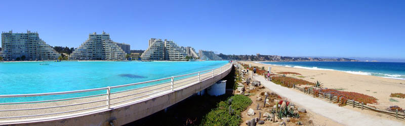 6114 Самый большой бассейн в мире