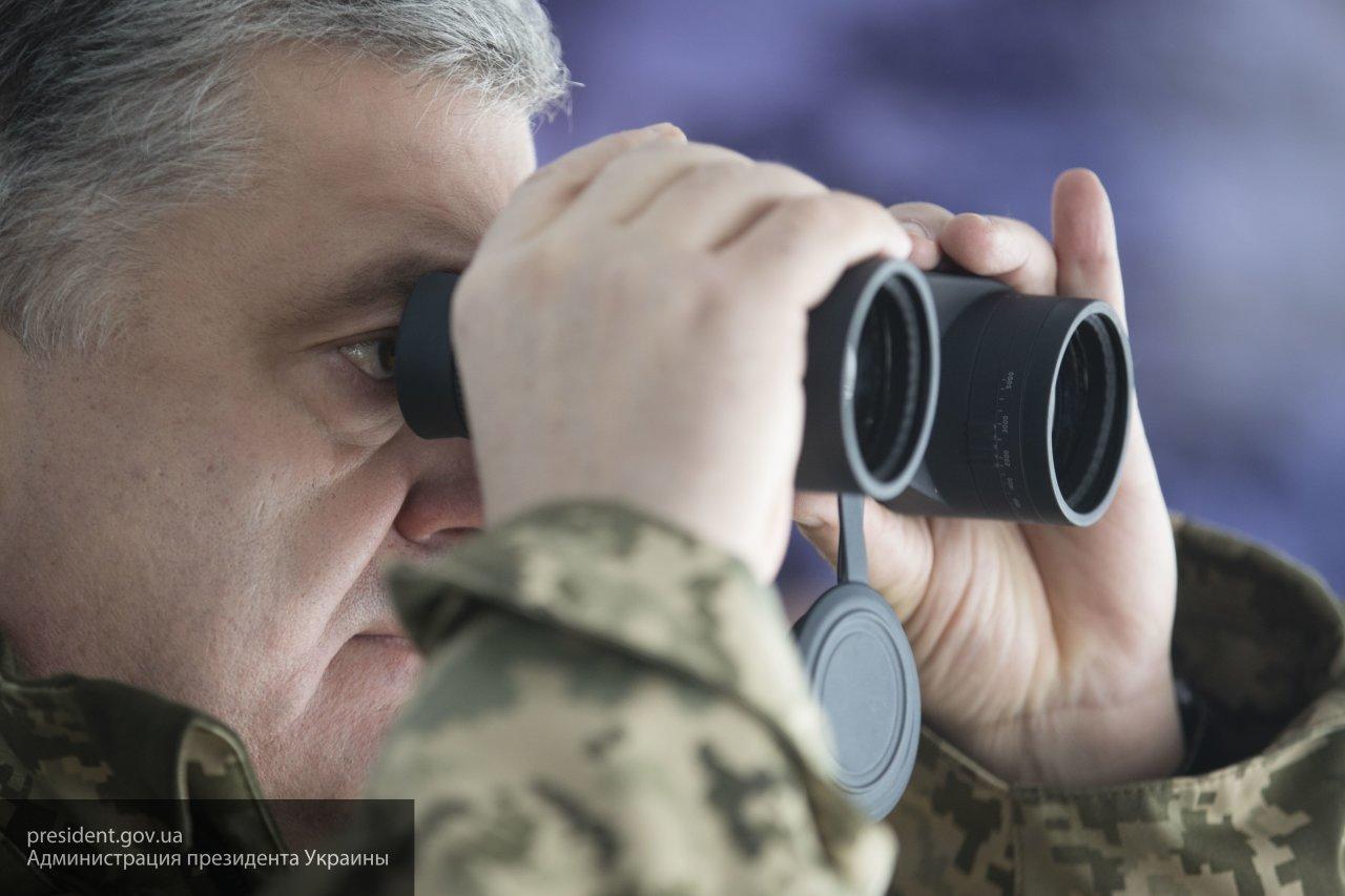 Лавров рассказал, чем Порошенко выгодно введение военного положения на Украине