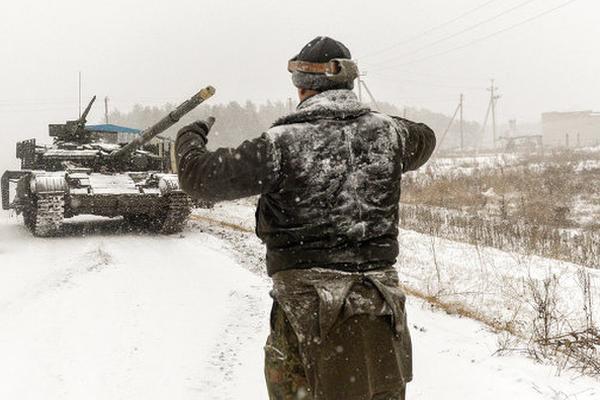 Батальон «Айдар» отрезали от поддержки и расстреливают под песни Кобзона