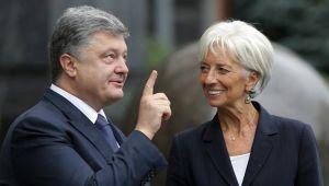 Миссия МВФ в Киеве выполнена: украинцев сделают ещё беднее