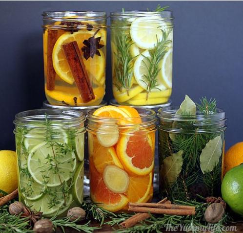 Как сделать натуральные ароматизаторы для дома