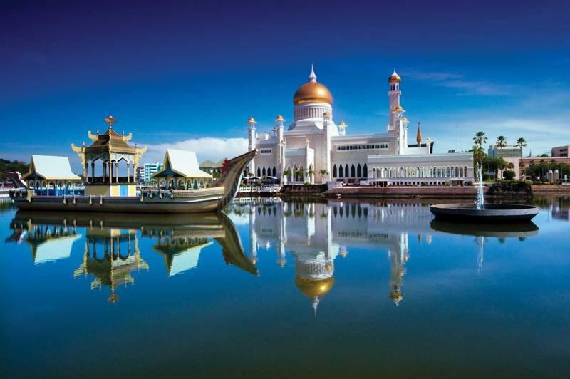 Бруней интересное, страны, фото