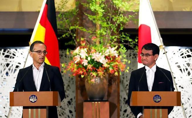 Берлин и Токио опять собрали…