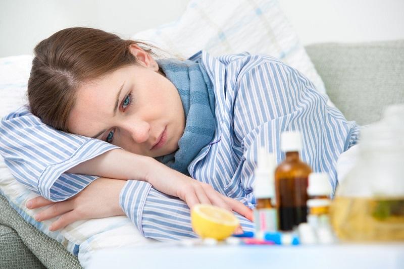 простуда лечение