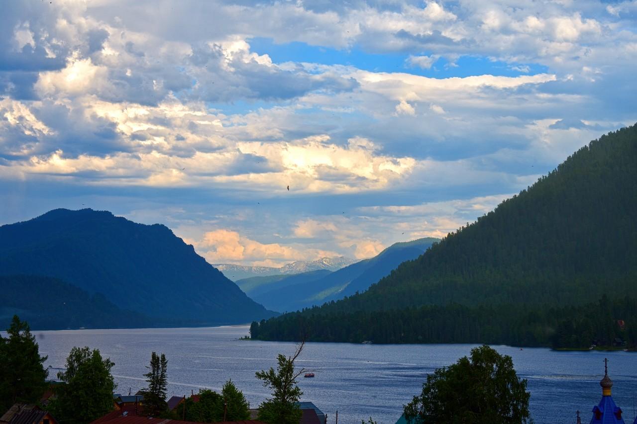 Три незабываемых дня на Телецком озере