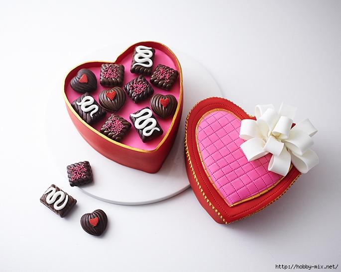 Сладкие сюрпризы к Дню всех влюбленных! ( 3 мастер-класса)