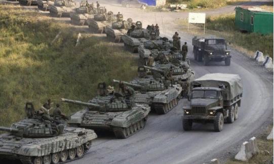 «А давайте объявим войну Украине». Юлия Витязева