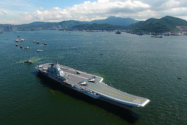 Третий китайский авианосец вооружат электромагнитной катапультой
