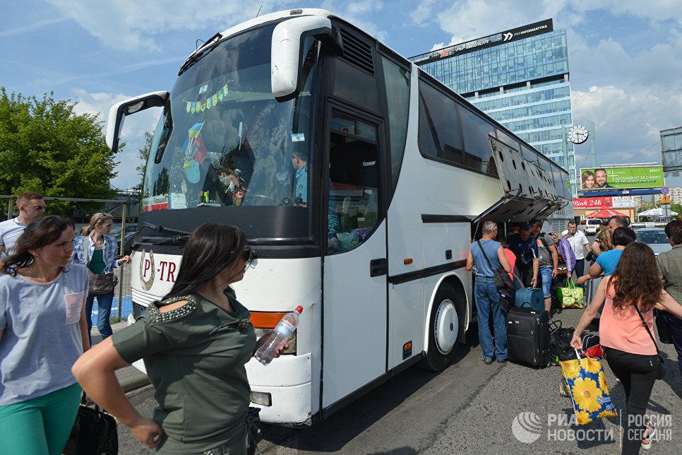 Дешевые туры в Европу: Украина стала самым популярным направлением автобусных путешествий из России