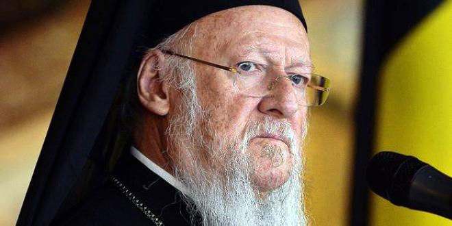 Эрдоган подозревает патриарха Варфоломея в связях с Гюленом и ЦРУ
