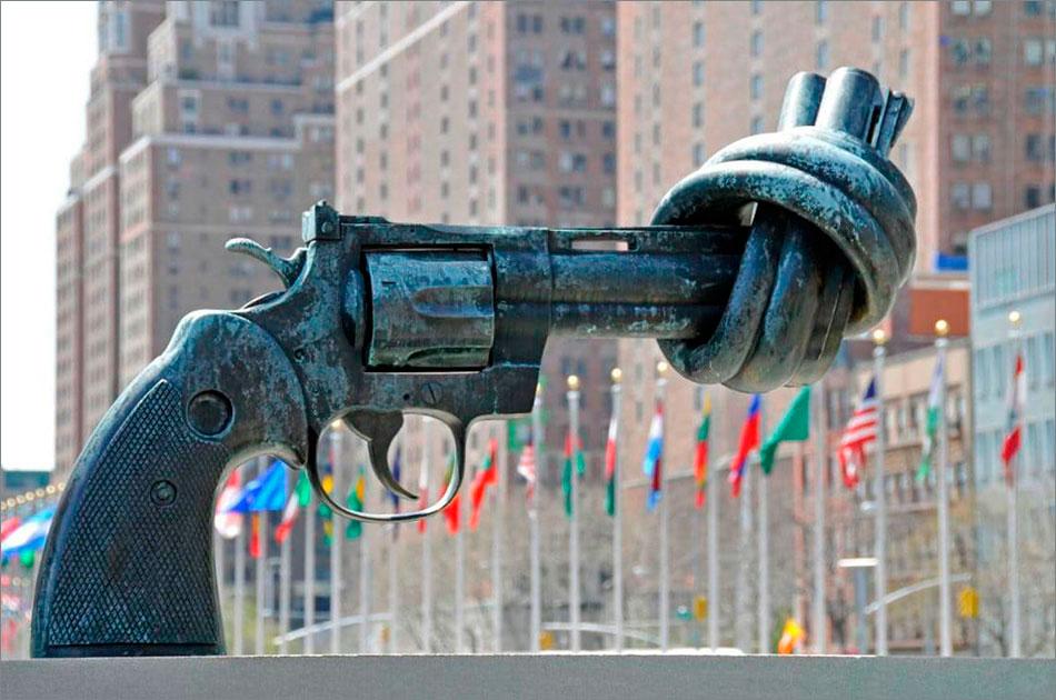 США остаются в ООН