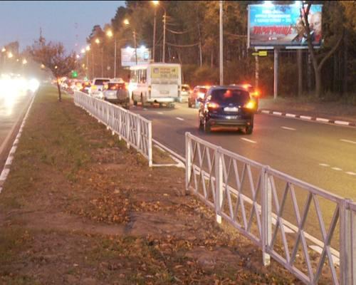 В Ярославля власти объяснили, почему убрали пешеходный переход на Авиаторов