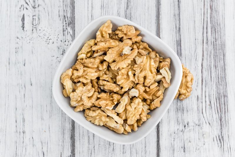 польза грецких орех