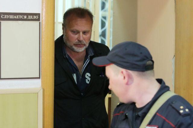 СКР завершил расследование одного из эпизодов дела экс-замдиректора ФСИН