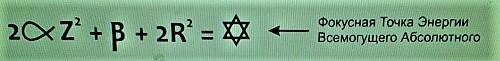 Научная формула энергии Всемогущего Абсолютного