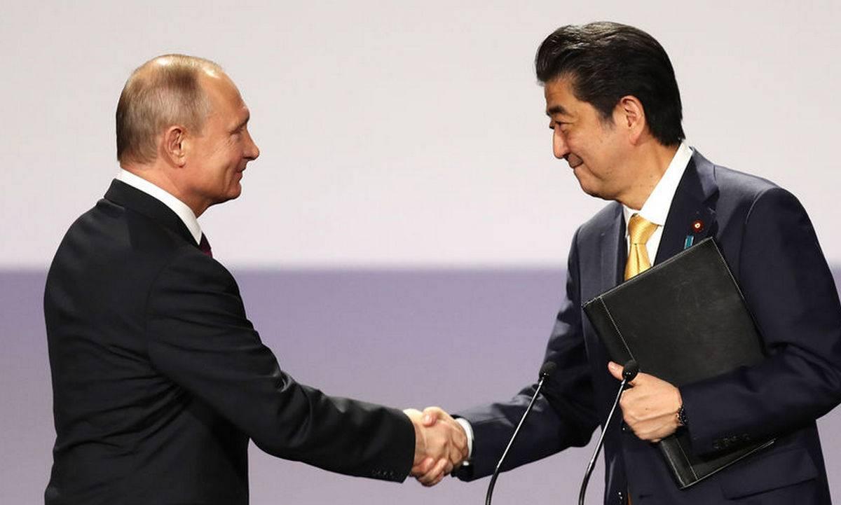 Премьер Абэ полон решимости