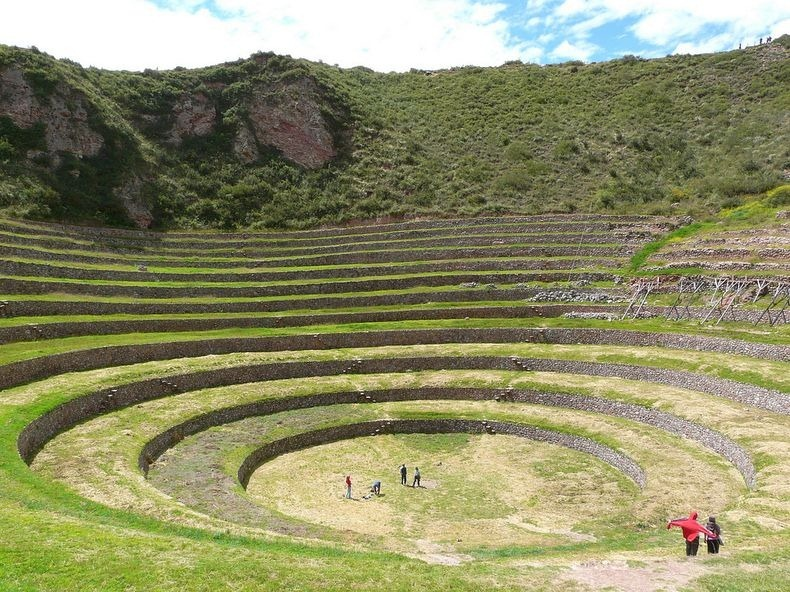 Terraces03 Мистические земледельческие террасы инков Морай