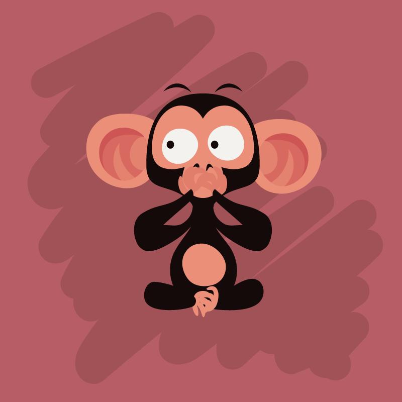 Анекдот о дрессировщиках, которые учили обезьян разговаривать