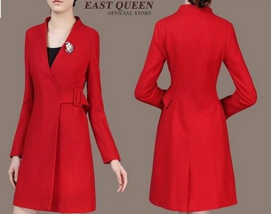 Выкройка стильного и модного плаща - пальто