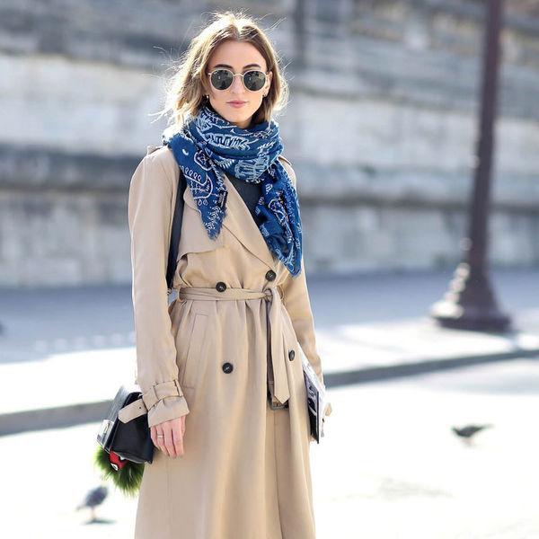 Красивые платки: как и с чем носить, чтобы выглядеть богемно?