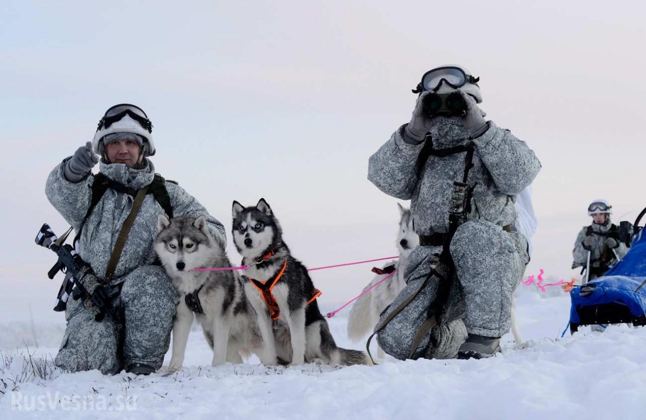 Арктика: За Украиной и Сирией грядет новое противостояние России и США