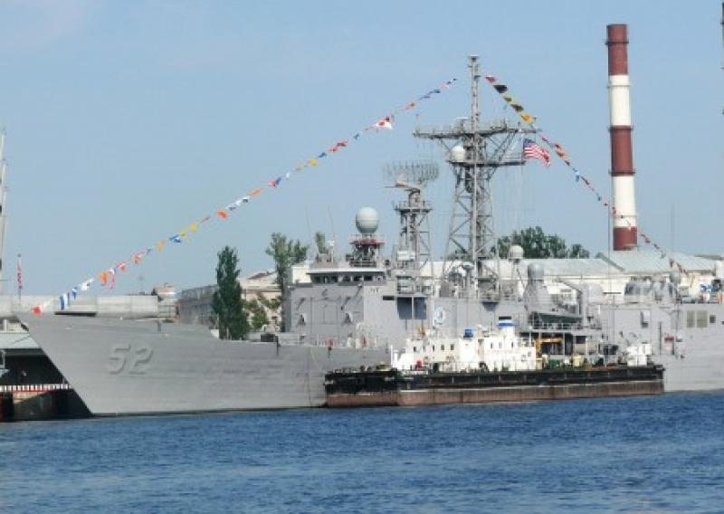 США хочет продать Киеву металлолом «холодной войны» под видом кораблей