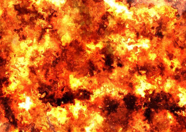 Взрыв у здания ФСБ в Архангельске: подрывник мог убить только себя