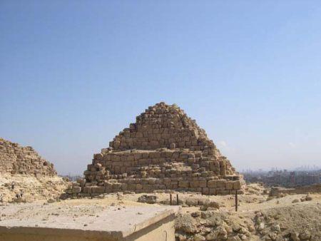 Загадки египетских пирамид.