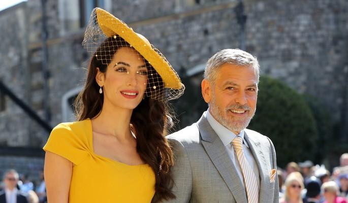 Красавица-жена Клуни обстави…