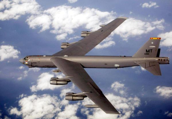 США атаковали российских наемников стратегическими бомбардировщиками