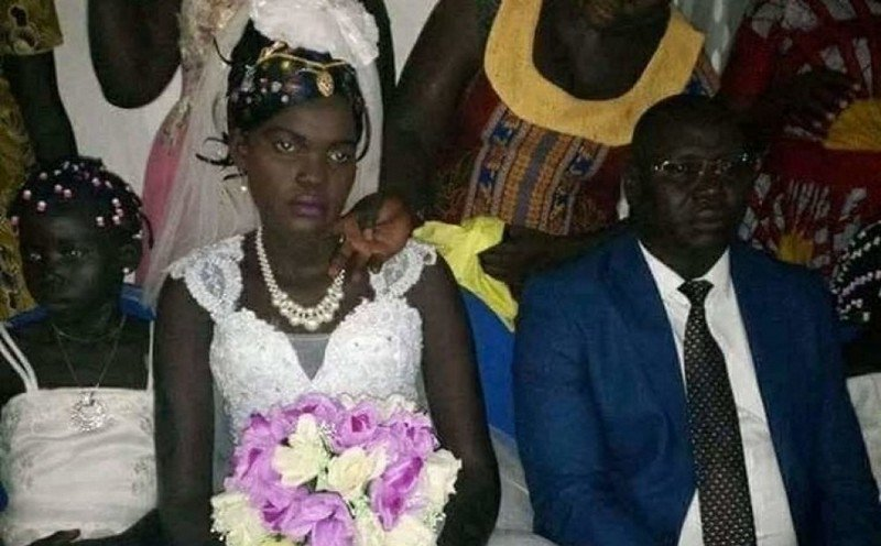 Семья из Южного Судана прода…