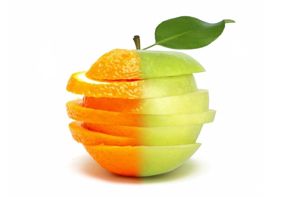 «Капуста-яблоко-апельсин» диета для похудения