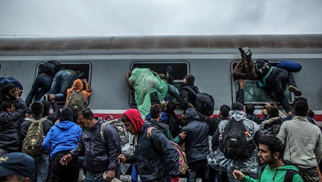 Чехия отказалась принимать беженцев даже под угрозой санкций Евросоюза