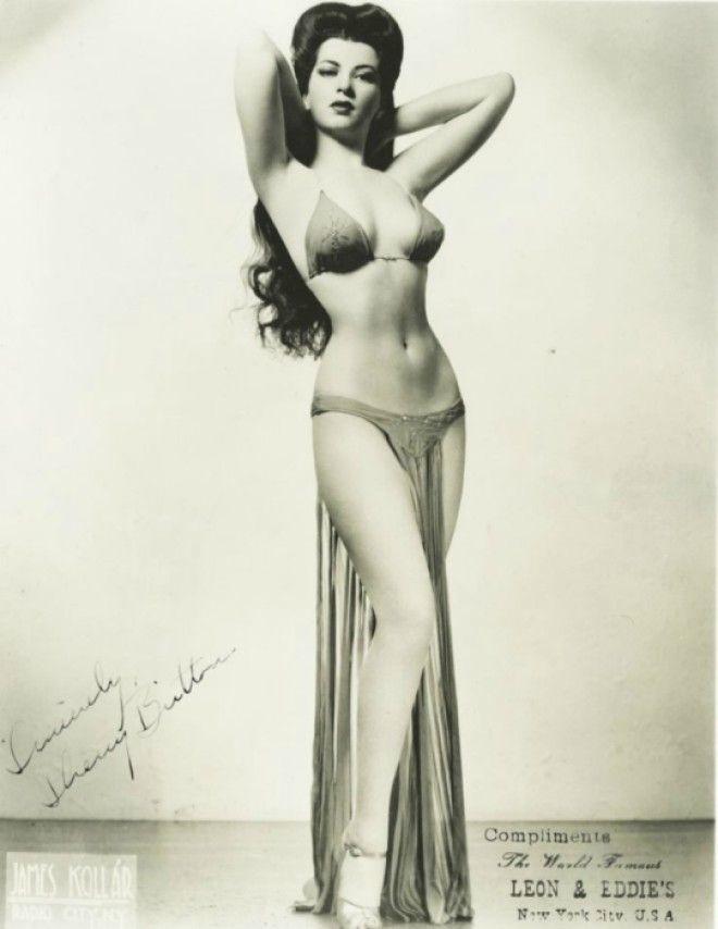 Без силикона и подтяжек: идеальная красота королевы бурлеска Шерри Бриттон бурлеск, девушка, фото
