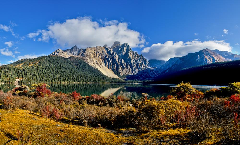 Парк-Аден, провинция Сычуань