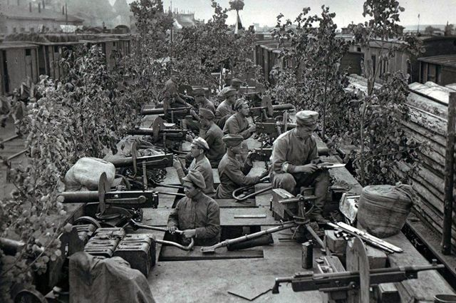 Как чехословаки разжигали Гражданскую войну в России
