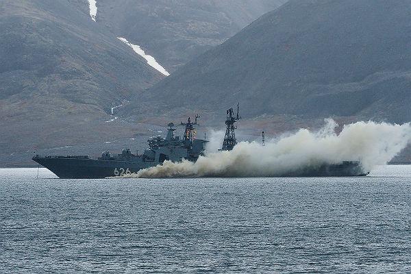 Голландский генерал обвинил Россию в провокациях на учениях НАТО в Арктике