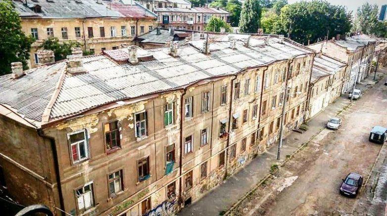 Реальные снимки трущоб современной Украины