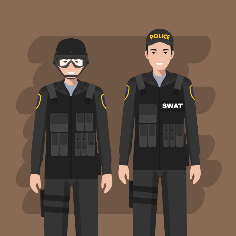 Анекдот о двух спецназовцах …