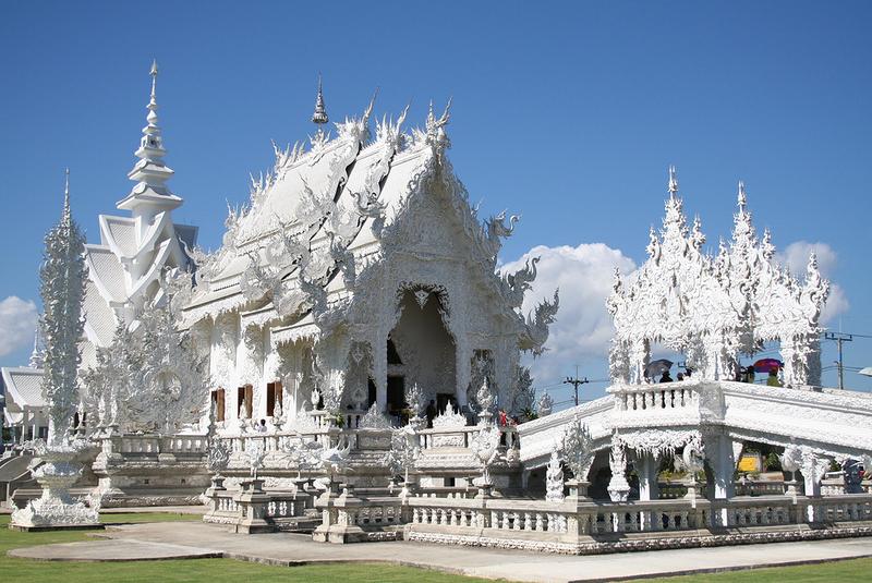 NewPix.ru - Храм Ват Ронг Кхун или Белый храм.