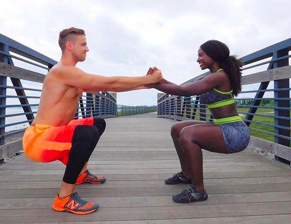 Помолодели: парень и девушка из США показали, как изменились внешне за десять лет отношений