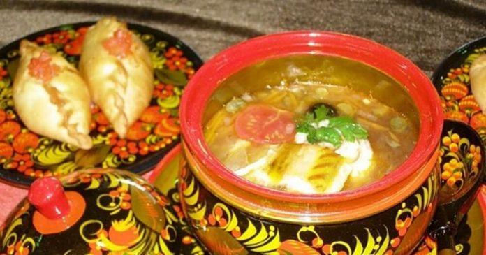 Целебные свойства блюд традиционной русской кухни