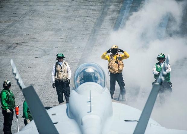 Американские военные испытаю…