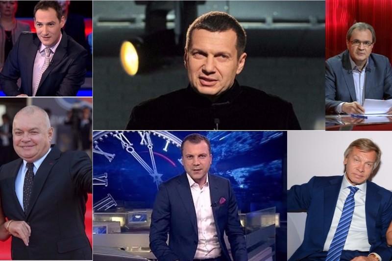 Звезды звезд политических ток-шоу