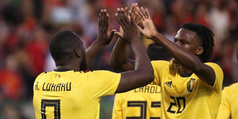 ЧЕМПИОНАТ МИРА ПО ФУТБОЛУ FIFA 2018™: Бельгия - Тунис