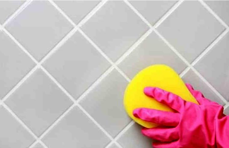 Как сделать отличный отбеливатель для швов между плиткой