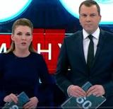 """Ведущих """"60 минут"""" Скабееву и Попова уличили в ложном патриотизме на еврокурорте"""