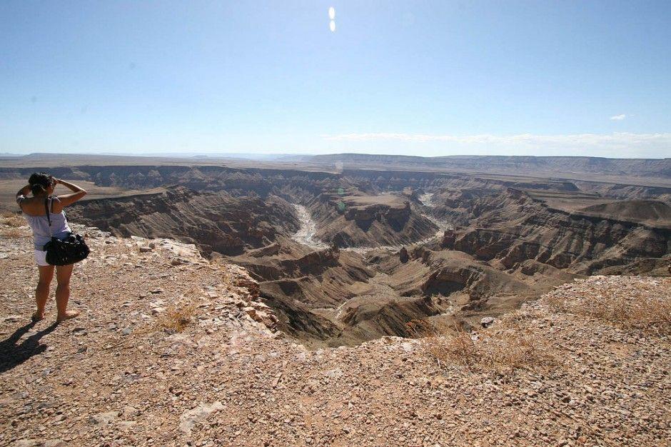 1050 20 самых красивых каньонов мира